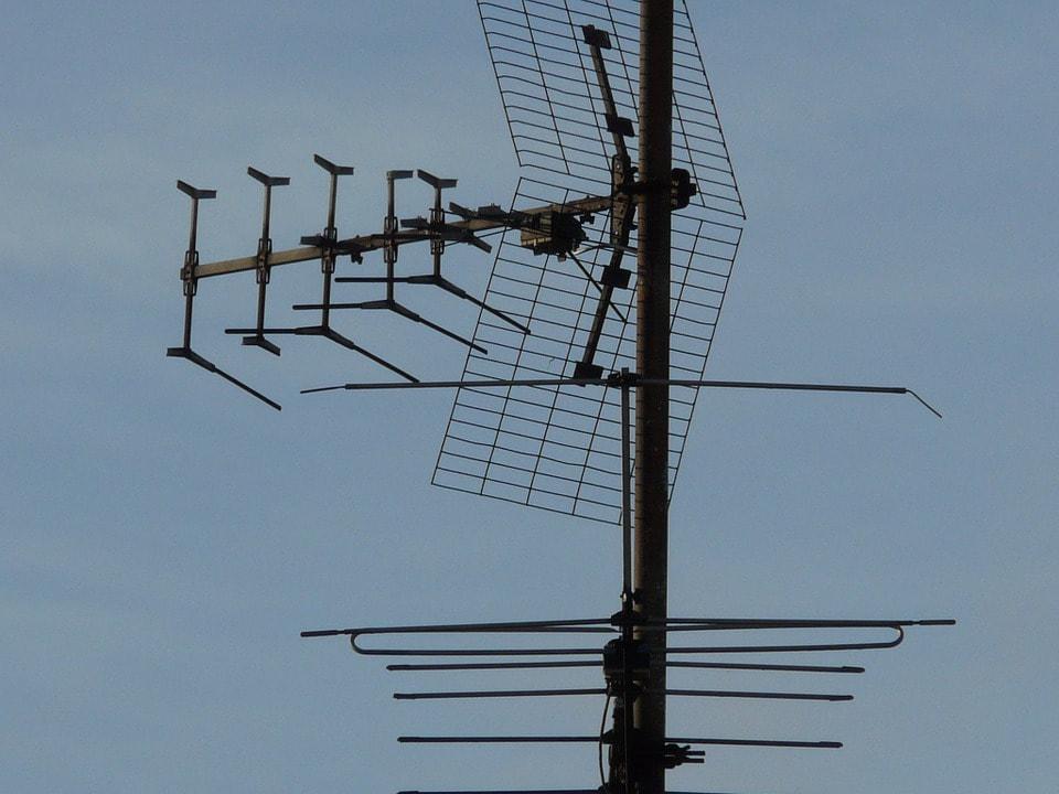 segnale tv assente oggi roma